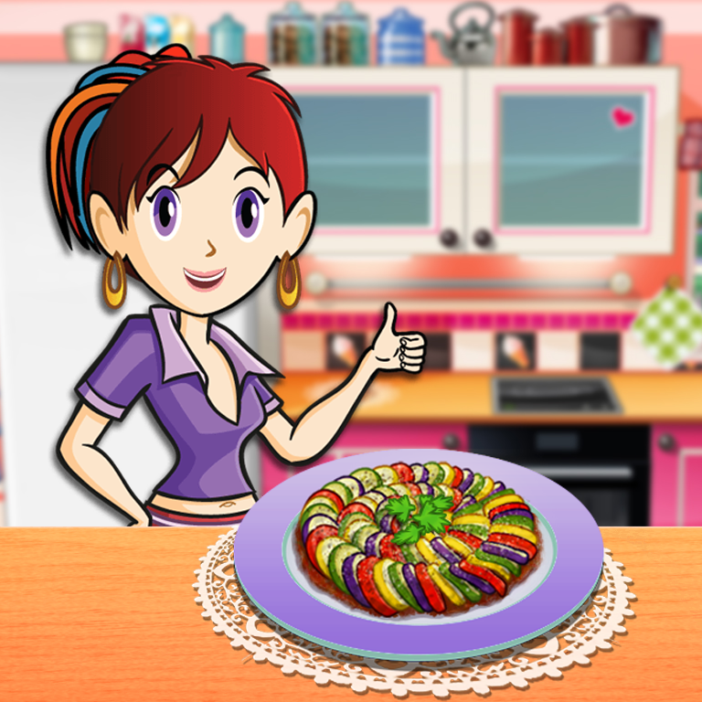 Sara's Cooking Class: Ratatouille Casserole